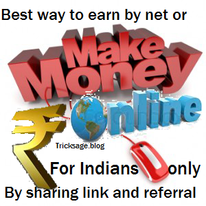 Indian online money maker