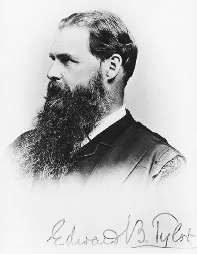 Sir edward burnett tylor (1832-1917)