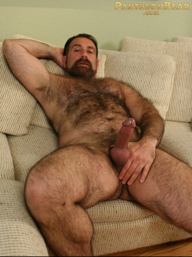 Consider, that Hairy mature men naked daddy can