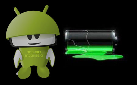 android baterai