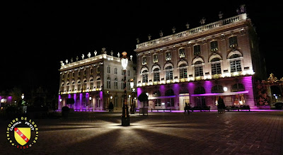 NANCY (54) - Place Stanislas by night 2013