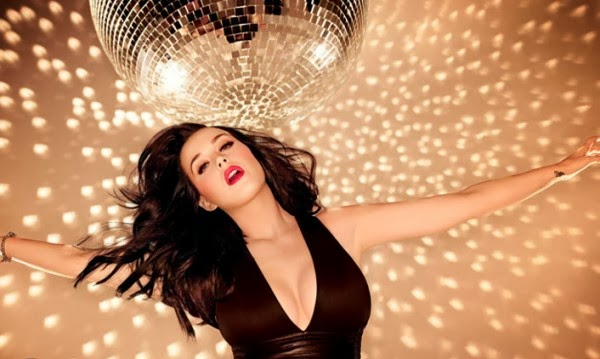 Кейти Пери с прекрасни снимки за февруарския брой на GQ