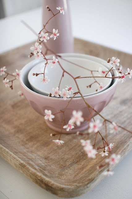 Sakura Blossoms Home Decor