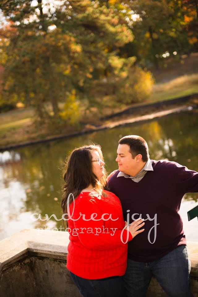Roger Williams Park Engagement Session