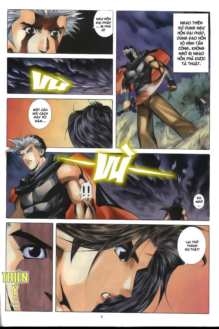 Kiếm Hồn - Sword Soul chap 63 - Trang 6