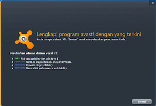Avast Pro Versi 7.0.1474