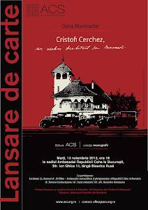 Cristofi Cerchez, un vechiu Architect din Bucuresti