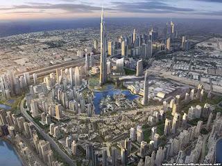 Burj Dubai Wallpaper