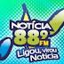 Ouvir a Rádio Notícia FM 88,9 de Americana - Rádio Online