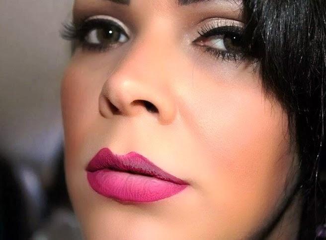10 bellesalud tendencias de verano labios fucsia for Labios mate paso a paso
