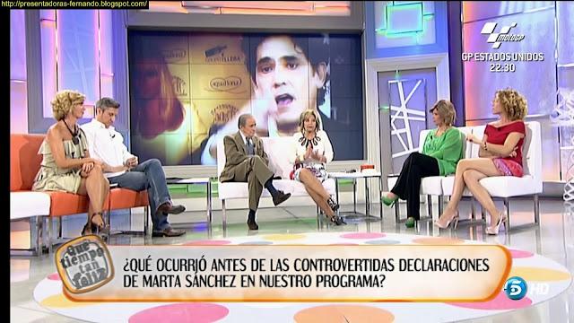Cristina Fernandez y Mar Vega