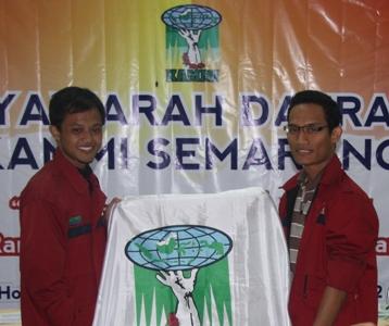 Sertijab Ketua Umum KAMMI Semarang, Semarang, KAMMI, jateng, mahasiswa, pergerakan