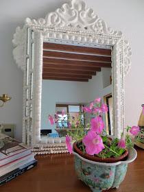 DIY Espejo /Mirror