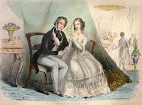 Robert dan Elizabeth Barrett Browning