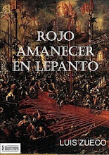 Novela histrica: Rojo Amanecer en Lepanto