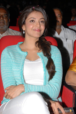 Winning and elegant Kajal agarwal audio launch