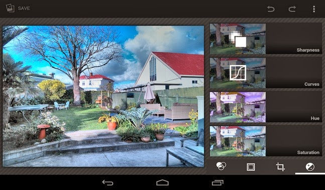Snap Camera HDR android apk - Screenshoot