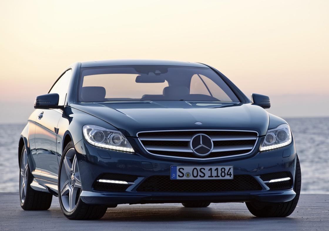 Mercedes mercedes benz cl class for Cl mercedes benz