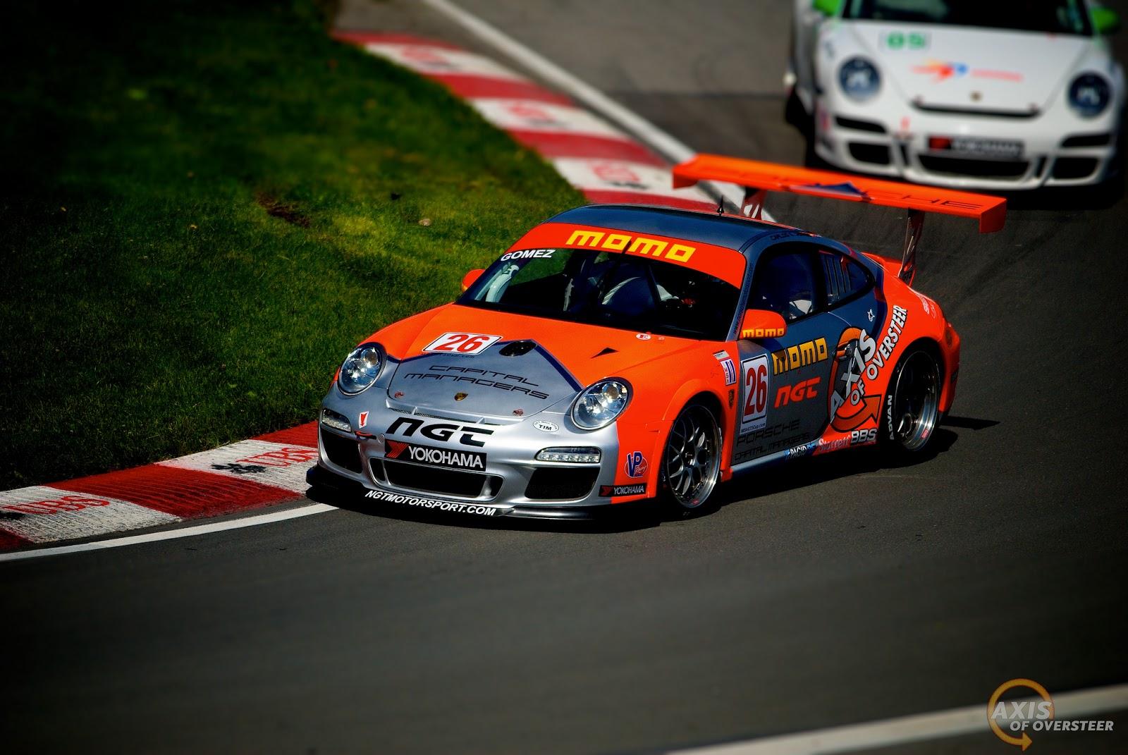 Axis Of Oversteer: Axis Porsche 997 GT3 Cup Is For Sale!