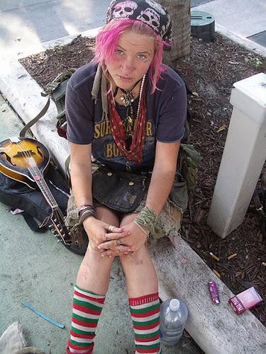 Punk Fashion Apparel