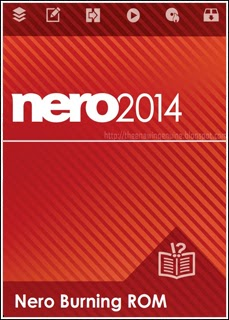Nero Burning ROM 2014 15.0.04600 + Serial