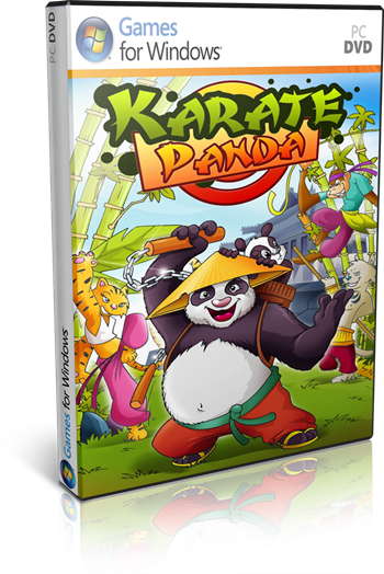 Karate Panda PC Full Game
