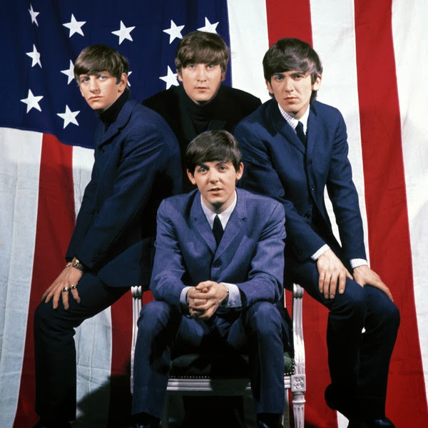 The Beatles - The U.S. Albums Cover