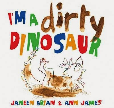 Cover of I'm a Dirty Dinosaur