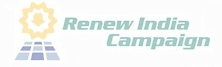 Renew India Campaign - solar photovoltaic, Indian Solar News, Indian Wind News, Indian Wind Market