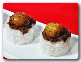 resep rendang kentang kacang merah
