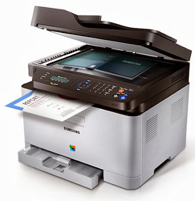 download Samsung SL-C460FW/XAA printer's driver