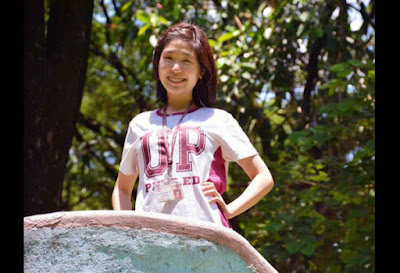 Tiffany Uy - UP Summa Cum Laude with GWA of 1.004