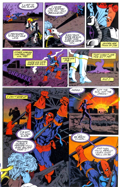 Deathstroke (1991) Annual 1 #1 - English 33