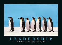 Leadership Promises - Being Tenacious