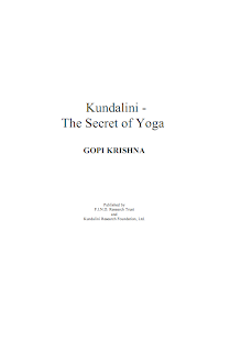 Kundalini - The Secret of yoga Mediafire ebook