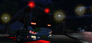 Download Mod Bus Scorpion X Edit SCH 721 By HS Project For UKTS | IFAN BLOG