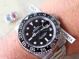 ROLEX GMT MASTER II CERAMICS 116710LN - SERIE RANDOM YEAR 2015 - FULLSET BOX PAPERS-MINT CONDITION
