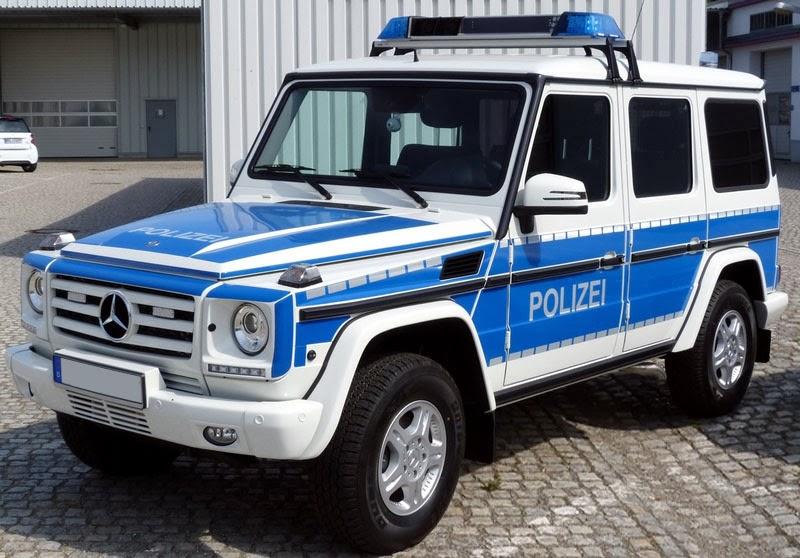 lovg i love gelandewagen polizei g350cdi. Black Bedroom Furniture Sets. Home Design Ideas