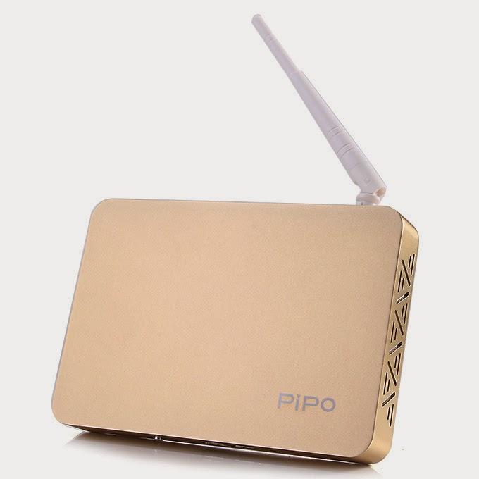PIPO X7S androidtv tvbox xbmc kodi