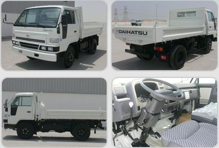 Camion Daihatsu Delta 2015