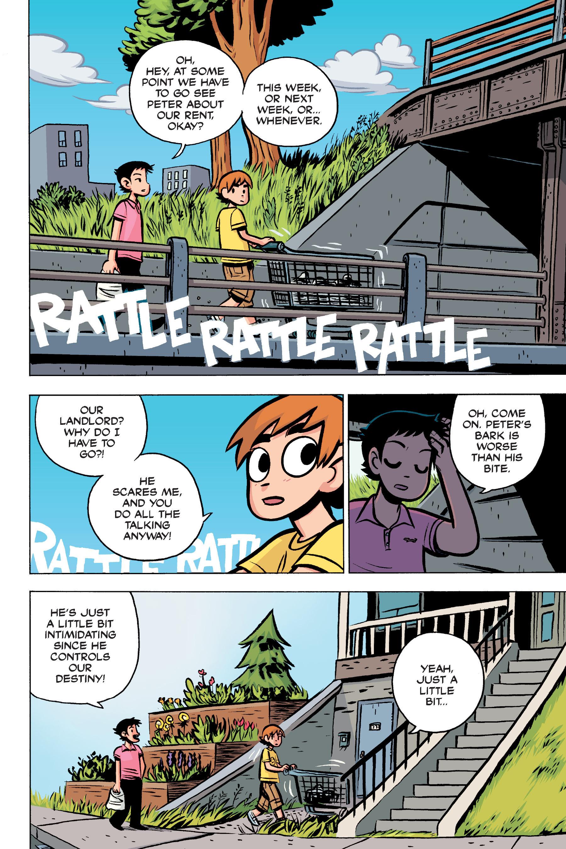 Read online Scott Pilgrim comic -  Issue #4 - 20