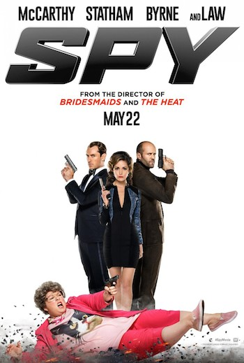 Spy (2015) Full Movie