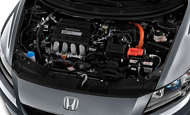 2018 Honda CR-Z Specs And Price