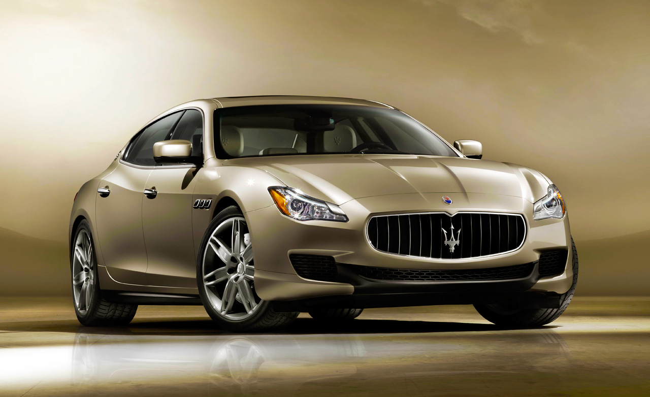 2013 maserati quattroporte auto cars concept. Black Bedroom Furniture Sets. Home Design Ideas