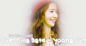 [Vietsub] Guerrilla Date &#8211; Yoona Cut