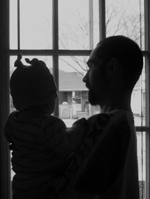 Mason and Dad