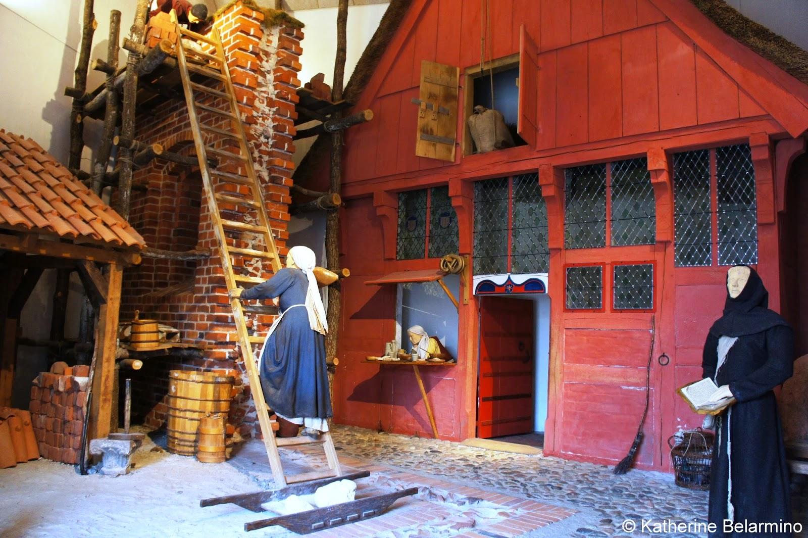 Ribe Viking Reconstruction Museet Ribes Vikinger Denmark