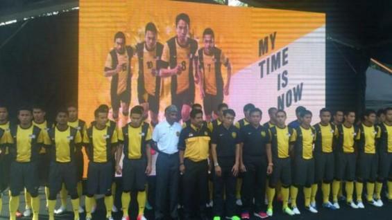 jersi, jersi baru, jersi harimau malaya, jersi baru malaysia