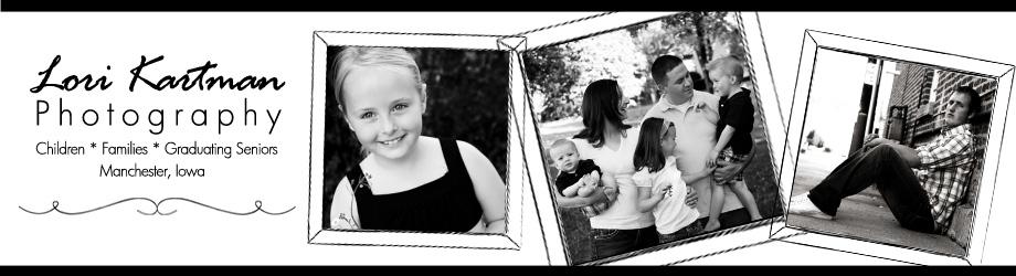 Lori Kartman Photography - Photographer Manchester Iowa