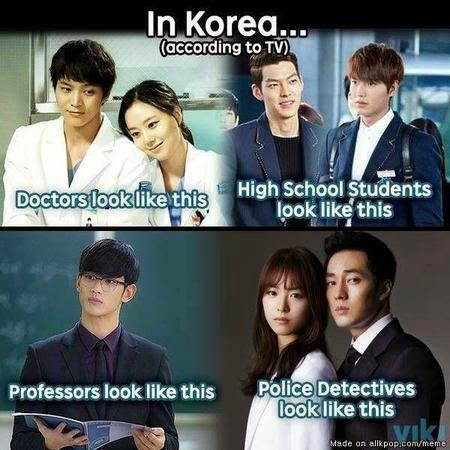 gambar meme kocak lucu drama korea